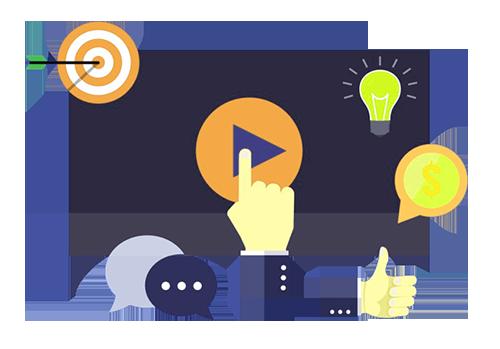 png transparent Advertising clipart brand. Niutux digital media benefits
