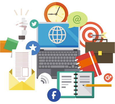 image transparent download Online marketing the square. Advertising clipart newspaper vendor