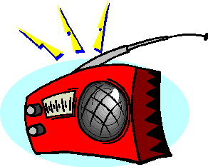 image library Cliparts zone . Advertising clipart radio.