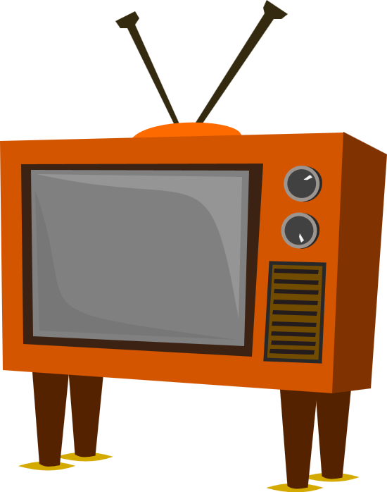 svg freeuse download Index of images funky. Advertising clipart television