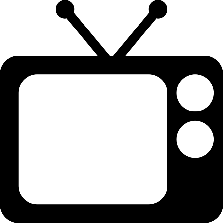 svg transparent library Advertising clipart television commercial. White background graphics