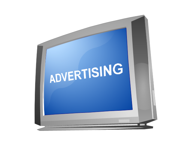clipart freeuse Advertising clipart tv ad. Free cliparts download clip