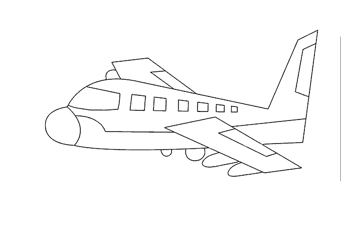 jpg transparent Aeroplane drawing. How to draw an