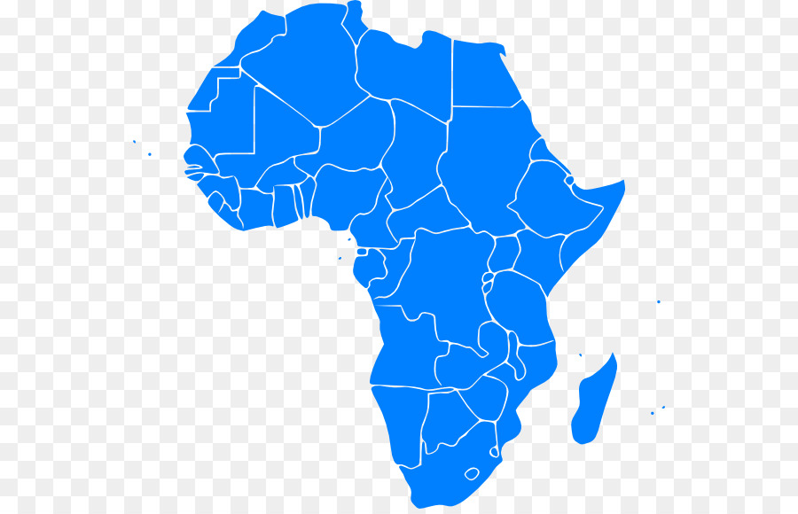 svg library download Map cartoon illustration transparent. Africa clipart.