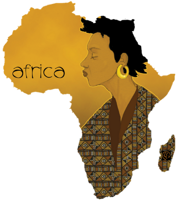 banner freeuse download Africa clipart africa west. Rosalind m letcher s