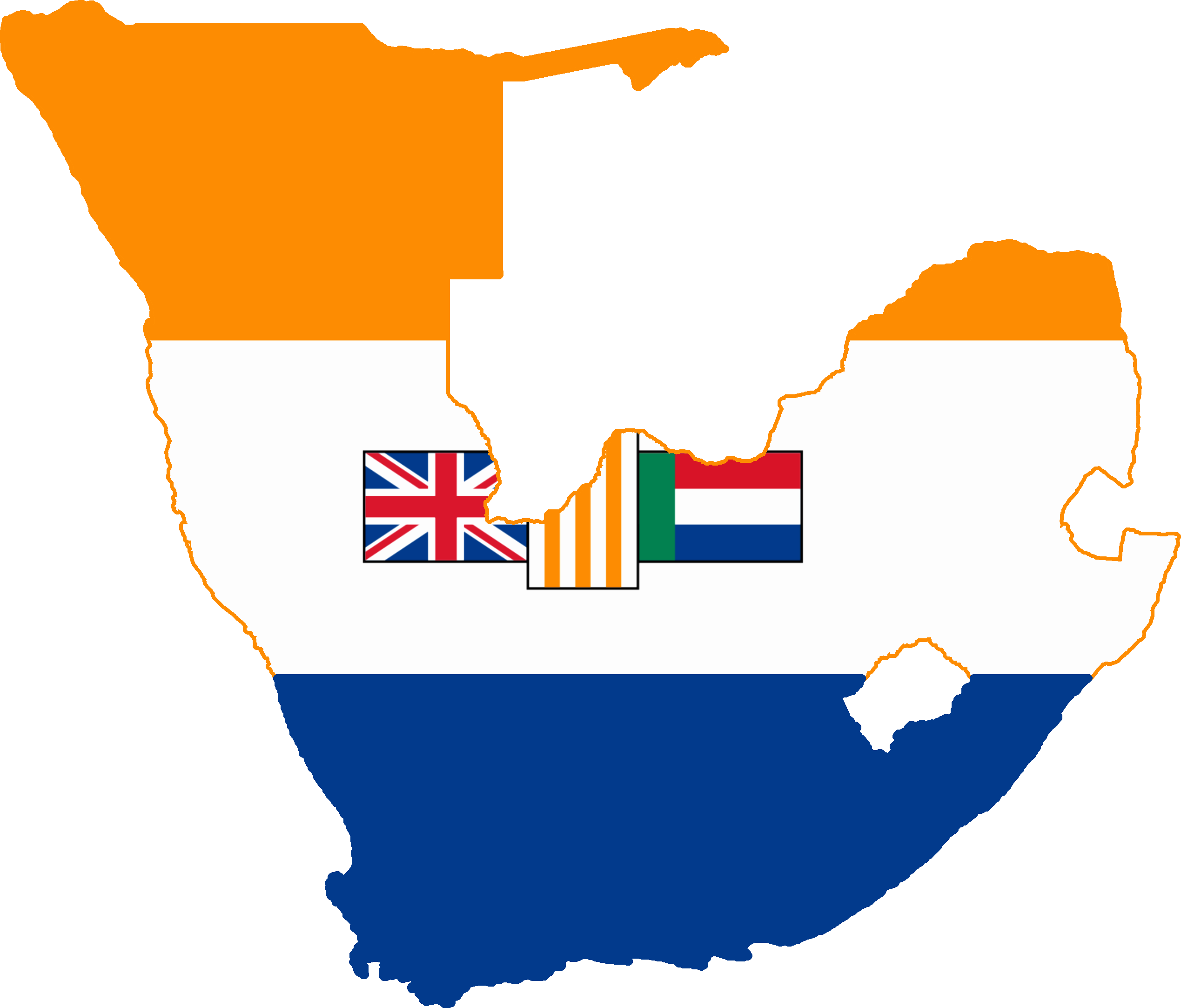 clipart library download Africa clipart africa west. File south flag map