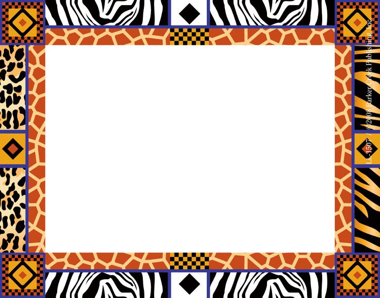 image royalty free download African borders . Africa clipart border