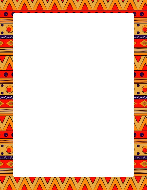 clipart freeuse download Free cliparts download clip. Africa clipart border