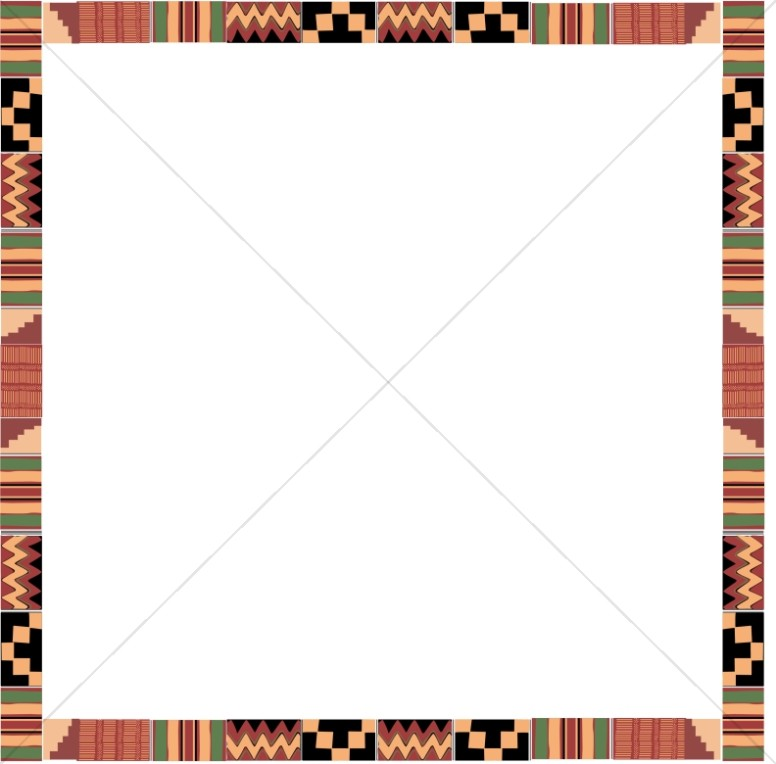 clipart freeuse download Africa clipart border. Free cliparts download clip