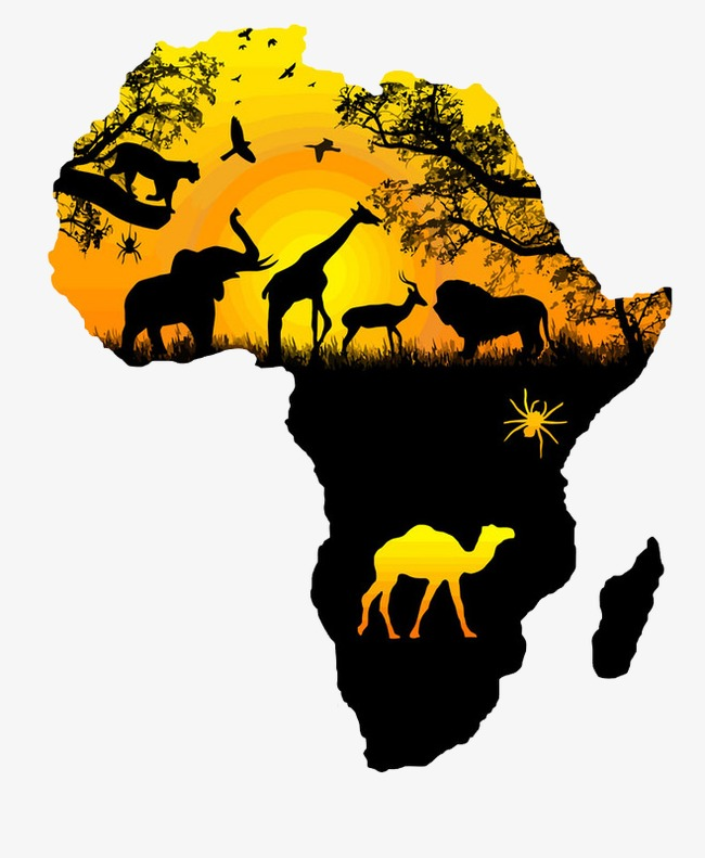 banner freeuse library Africa clipart creative. Financial costs of brand