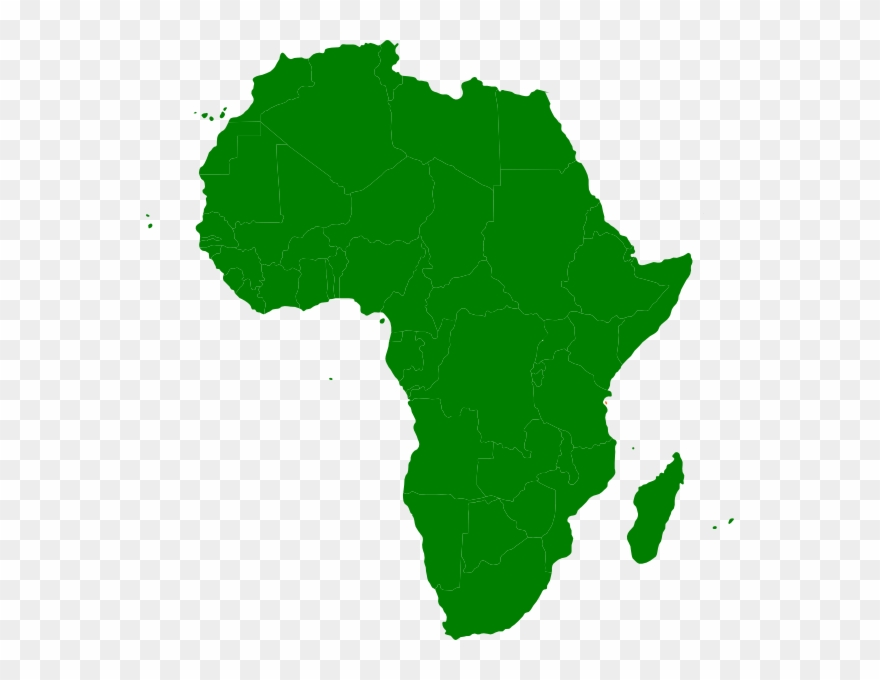 library Africa clipart map african. Montessori continent clip art