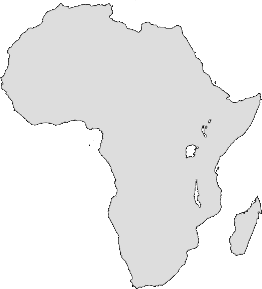 graphic freeuse Africa clipart map african. Free download clip art
