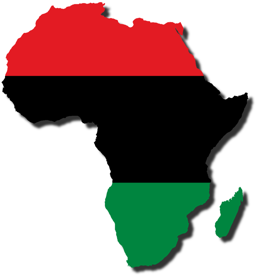 image library library Flag by captainvoda on. Africa clipart map african