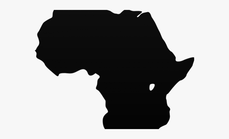 picture stock Outline png cliparts . Africa clipart map african