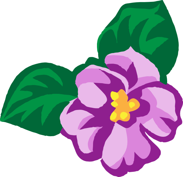 clipart royalty free Africa clipart plain. African violet light clip