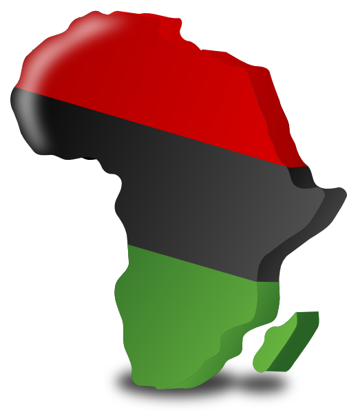svg library download Africa clipart. Clip art at clker