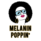 graphic library Melanin Poppin by Kng Designs