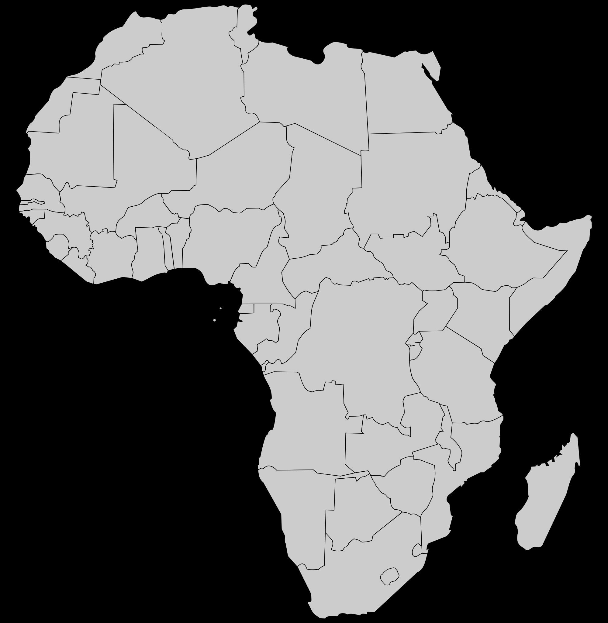 png download africa transparent editable #88804448