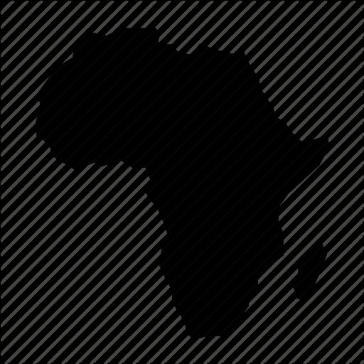 graphic transparent stock Africa