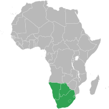 stock Southern African Customs Union