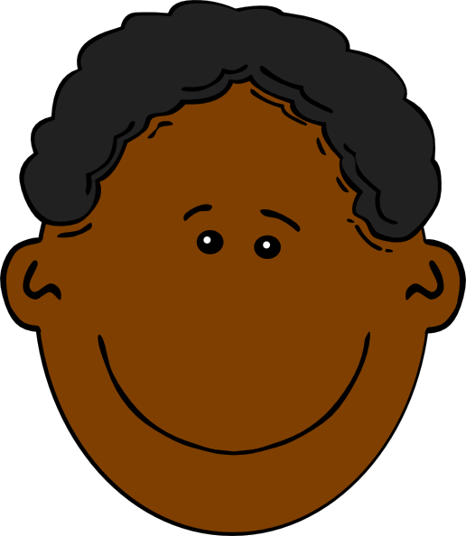 png American boy clip art. African clipart