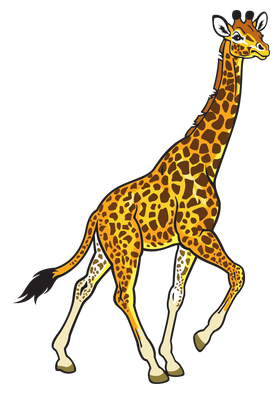 graphic royalty free stock Africa vertebrate free on. African clipart animal african