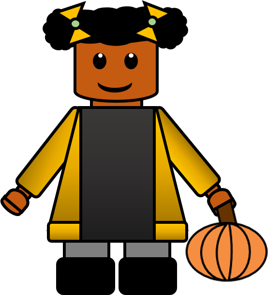 png freeuse download Teach clipart african american teacher. Fall lego inspired for.