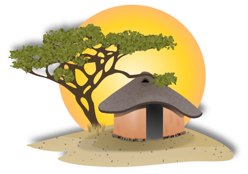 image royalty free download village vector country home #108854077