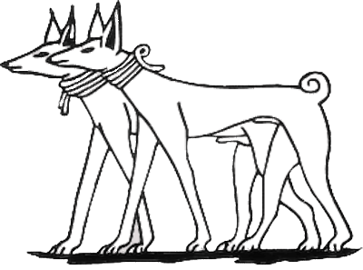 clipart freeuse library Hunting dogs at getdrawings. Egypt drawing artwork