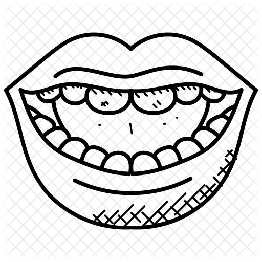 png transparent library Collection of free Nose drawing lip