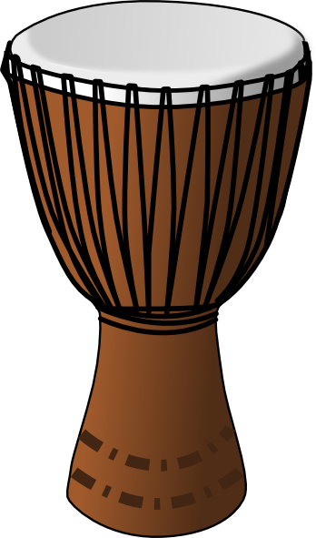image free download Djembe Drum Clip Art at Clker