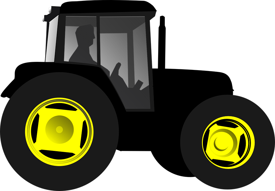 black and white download Agriculture clipart farm tour. Farming free on