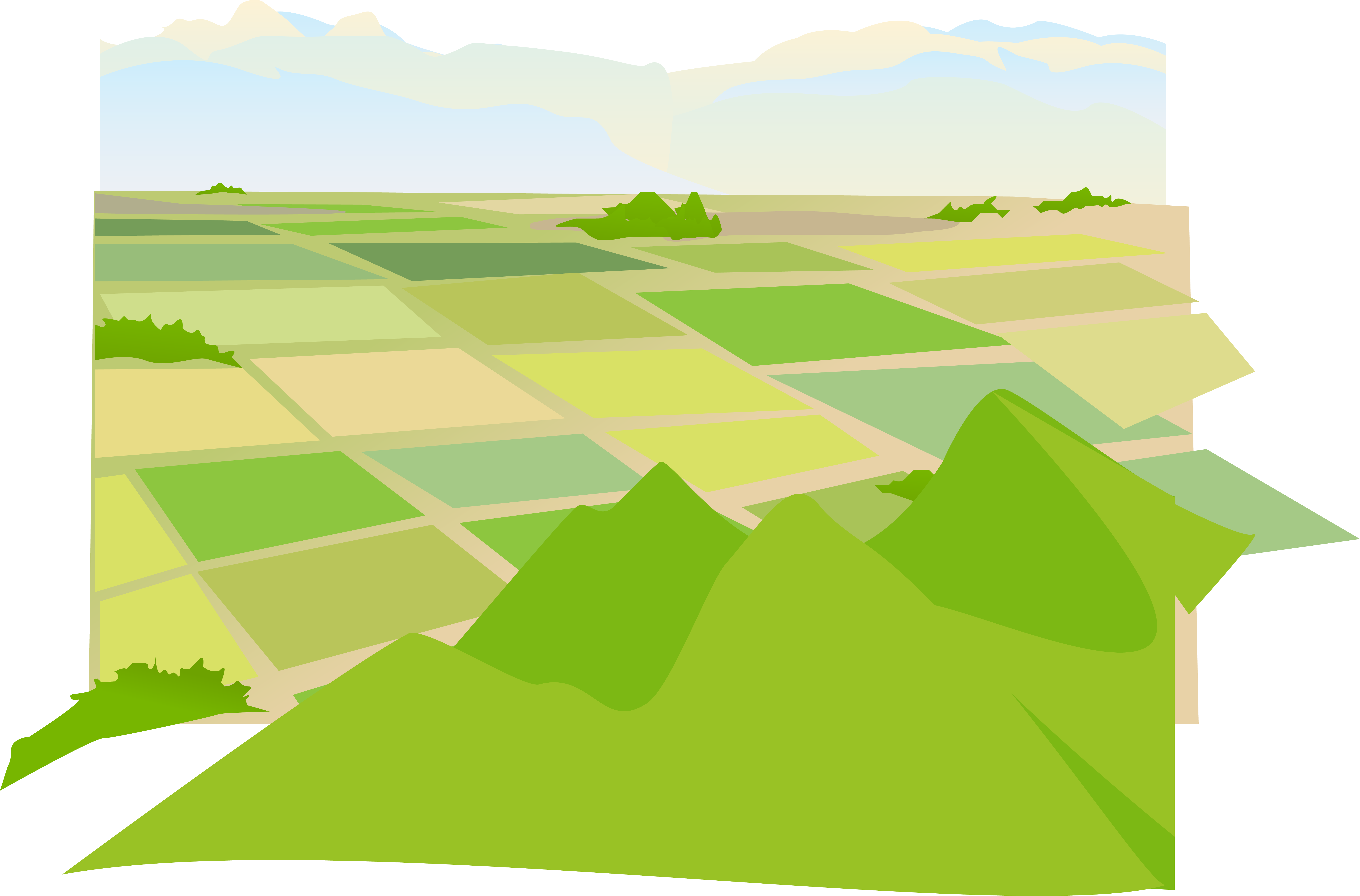clipart download China vector plain. Euclidean download farm farmland