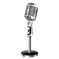png Download free png photo. Microphone clipart sparkle.