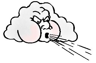 graphic black and white download Cartoon puff of . Air clipart.