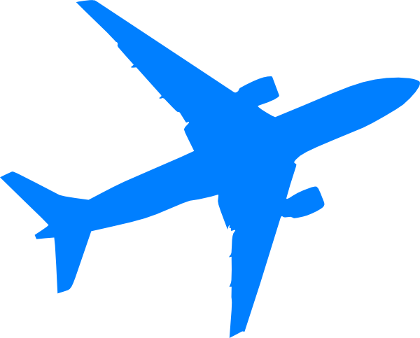 graphic royalty free Airplane clipart. Plane black and white