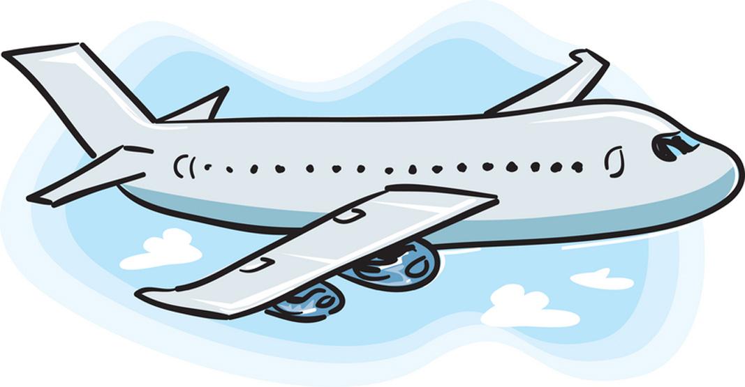 image transparent Best clipartion com . Airplane clipart.