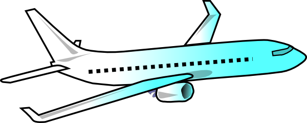 svg freeuse Airplane clipart transportation. Plane air free on