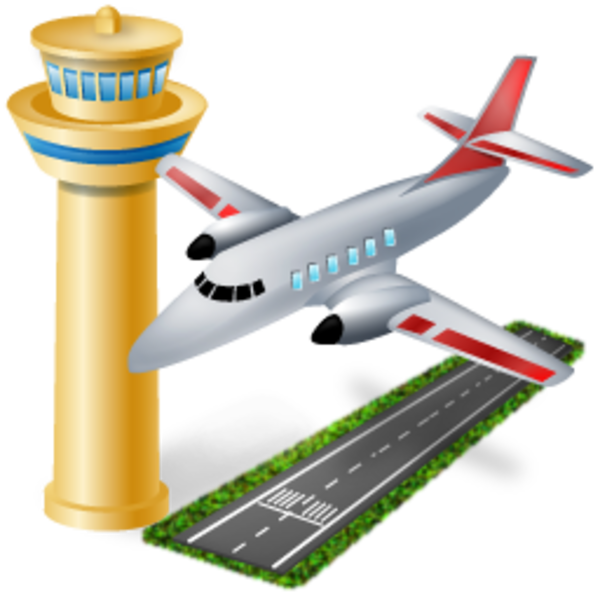 graphic free Airport clipart. Free panda images airportclipart.