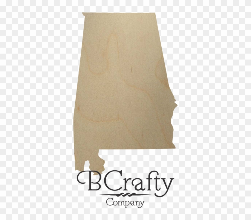 clip royalty free library Alabama clipart shape. Wooden state cutout plywood.