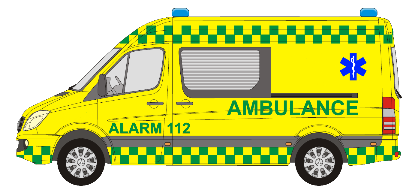 graphic library stock Ambulance PNG Image