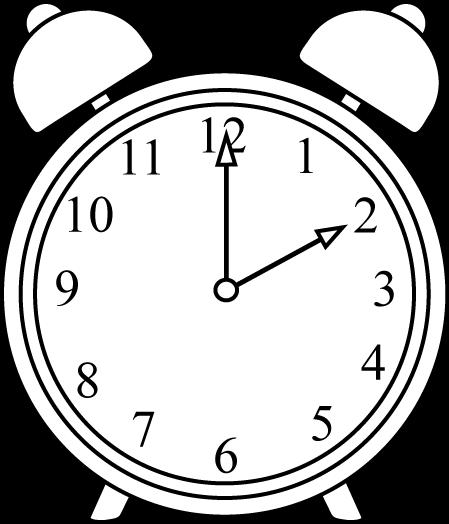 clip transparent Clock Clip Art