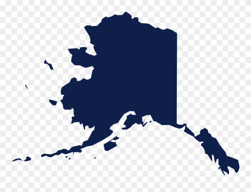 clip black and white download Alaska clipart state line. Png of pinclipart .
