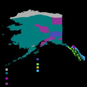 clipart transparent stock Geography of Alaska