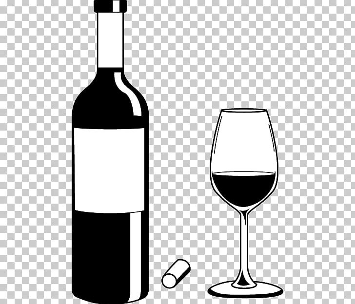 vector royalty free library Wine distilled beverage png. Alcohol bottle clipart black and white.