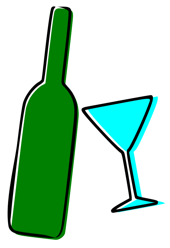 graphic royalty free Alcohol . Drinking clipart free