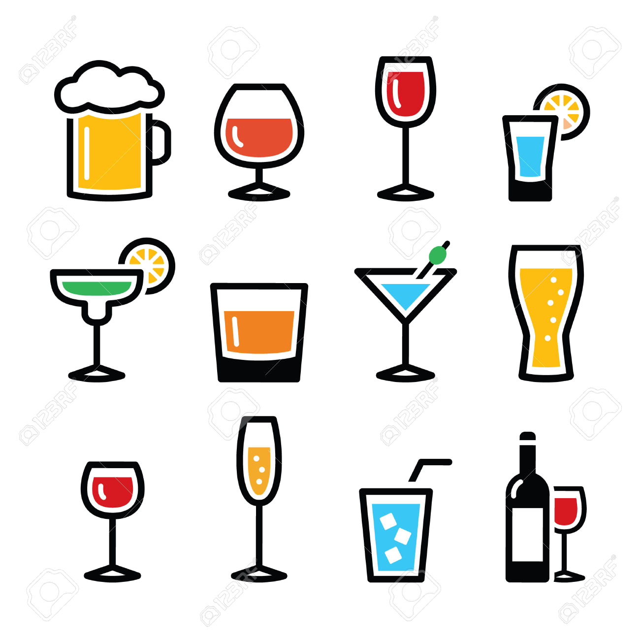 transparent download Alcohol clipart. Free best on transparent.