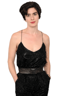 svg library Gaby Hoffmann on Her Amazon Show Transparent
