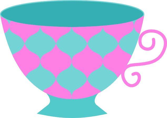 vector download Free cup alice in. Wonderland clipart teacup