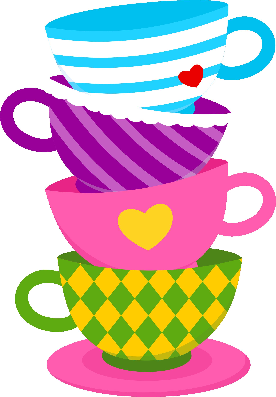 black and white download Pin by elisa mascarenhas. Wonderland clipart teacup